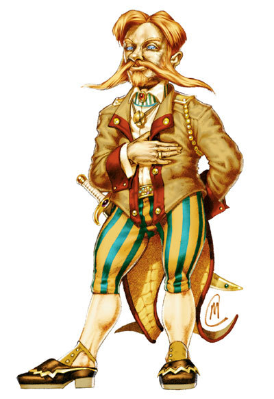 Alger the gnome