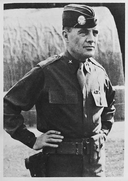 Colonel Arec Nicéphore