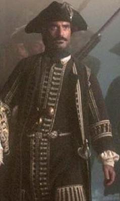 Captain Hernando Archiega del Orduño
