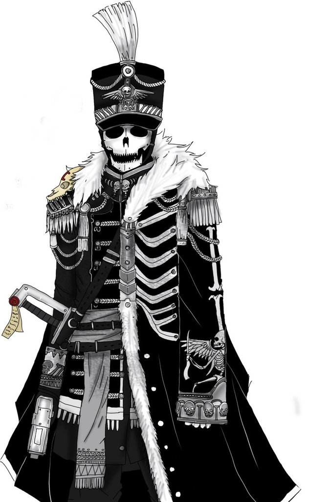 Colonel Ogostos Kaesterschmidt