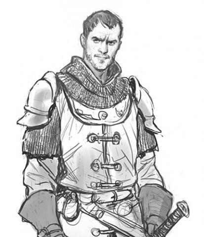 Aiden Burke, Ranger