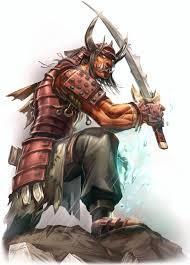 Korog the Redeemer, Ranger