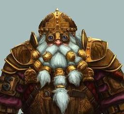 Orim Silverbeard