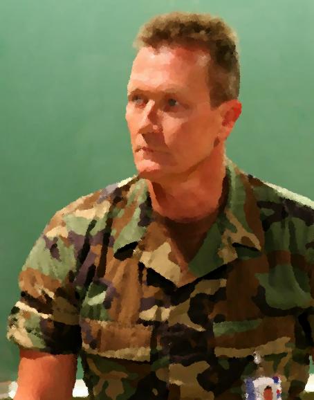 Lt. Col. Dan Sherman