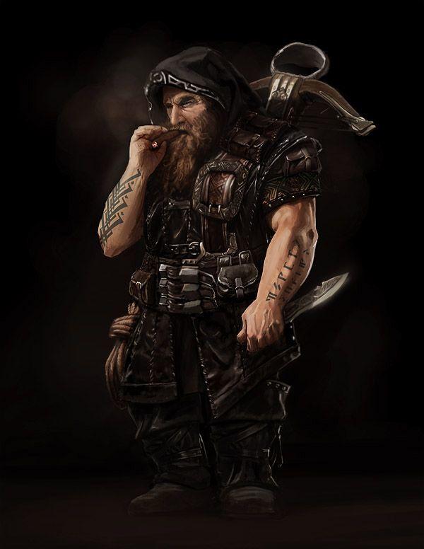 Garin Torud, Ranger