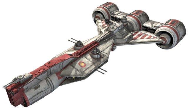 Republic Cruiser Refurbished