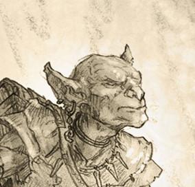Gibben Draxx - Lieutenant