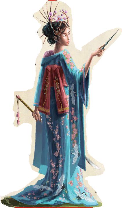Lady Yasha