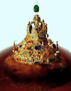 crown of the first Tsar