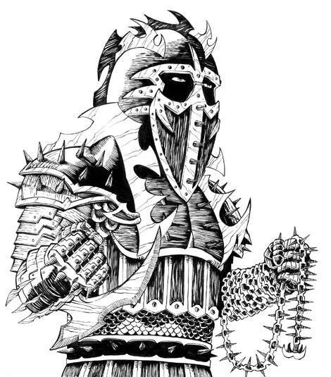 Clank Grumblebelly - Ranger