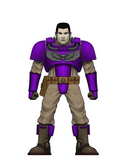 Astartes Scout Armor