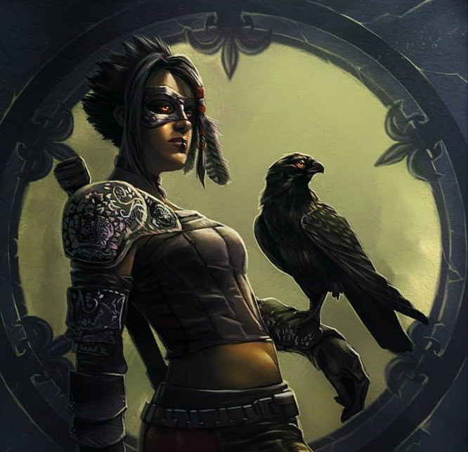 Raven Bourne