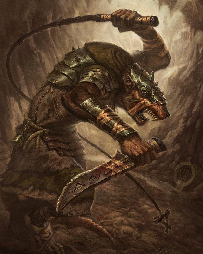 Scaveet Warrior