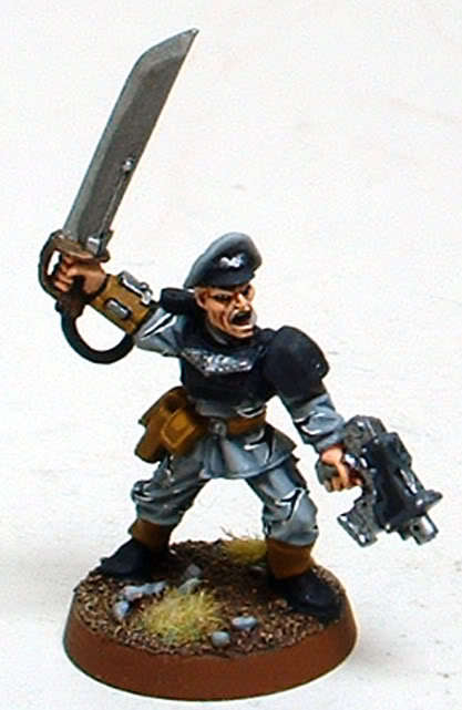 Colonel Ver Tofte