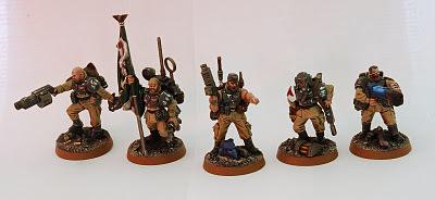 Heikki's Command Squad