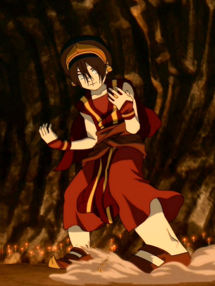 Toph (Iconic)