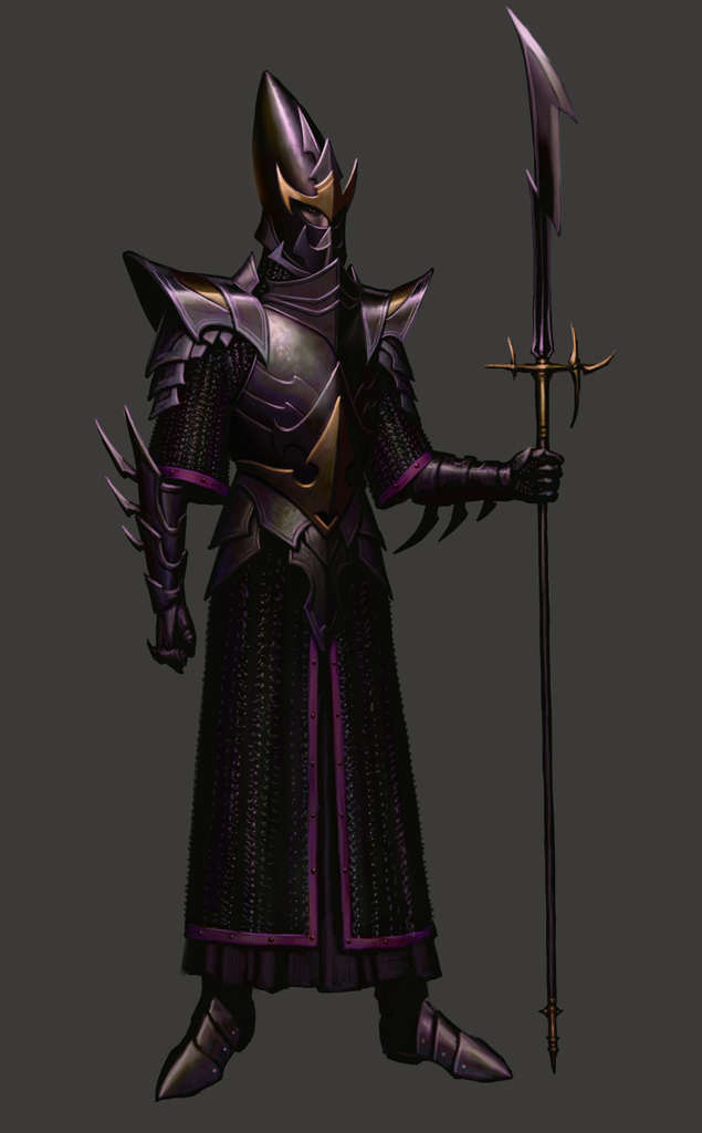 Kaldis Watersoul's Blackguards