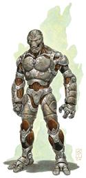 Anvil/Hammer