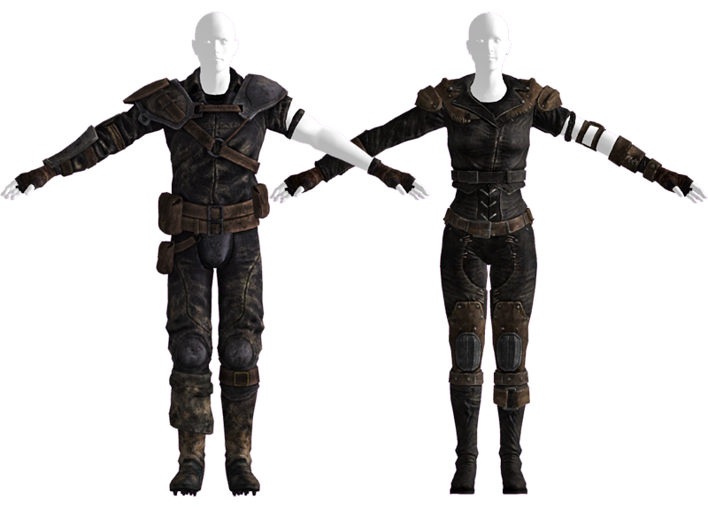 Magic Leather Armor +1