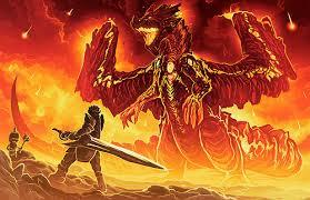 Dragon of Calamity:  Miralis