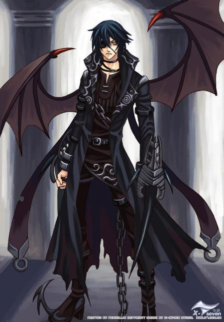 Demon Overlord:  Chrono