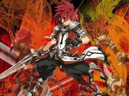 "Karnage ""Blaze Knight"" Blazeheart"