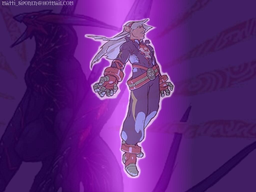 Demon Overlord:  Xytos (Past)
