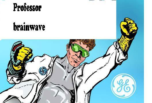 Professor Brainwave