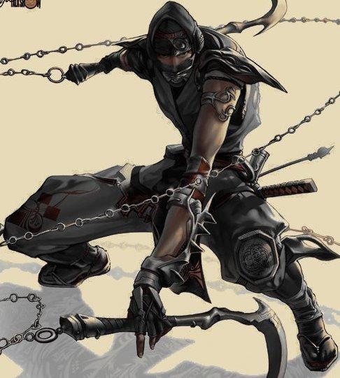 Shrike Alborn (Duskwalker)