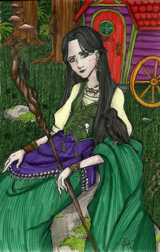 Hazel Blackmoore