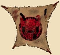 Daelkyr Banner (destroyed)