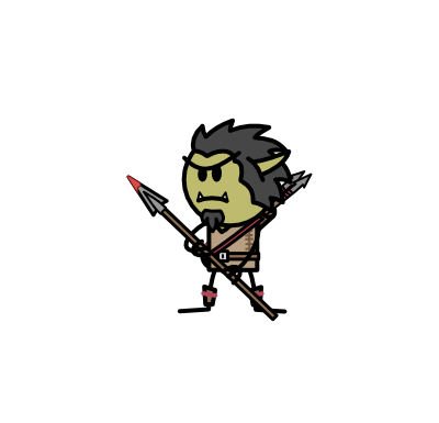 Monster- Goblin Warrior (01)