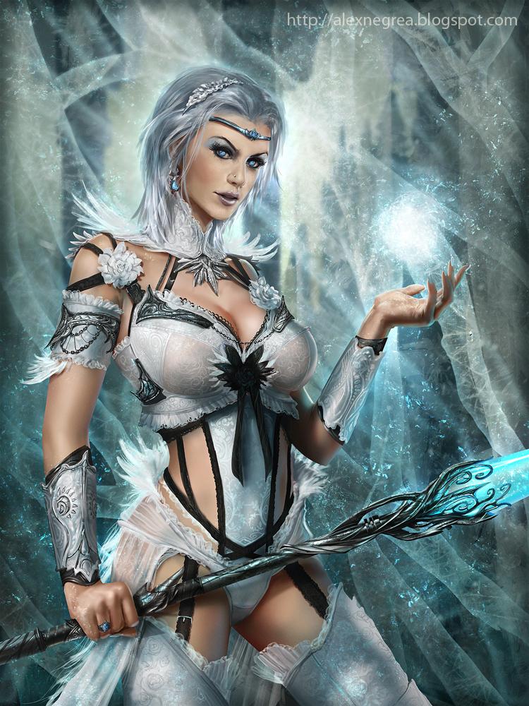 Vesela Lowell (Moonshadow)