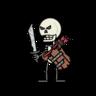 Monster- Skeleton Decrepit (01)