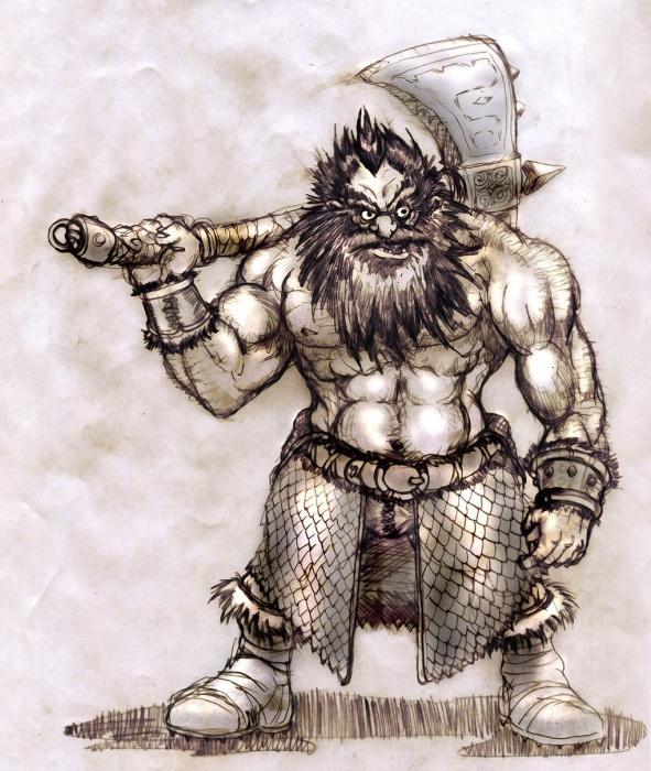 Unrask Steelbeard