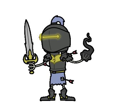 Monster- Skeleton Knight- Sir Keegan (04)