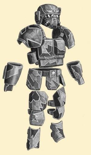 Dread Armour