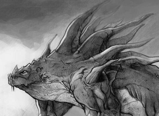 Creature - Dwermo Kesh