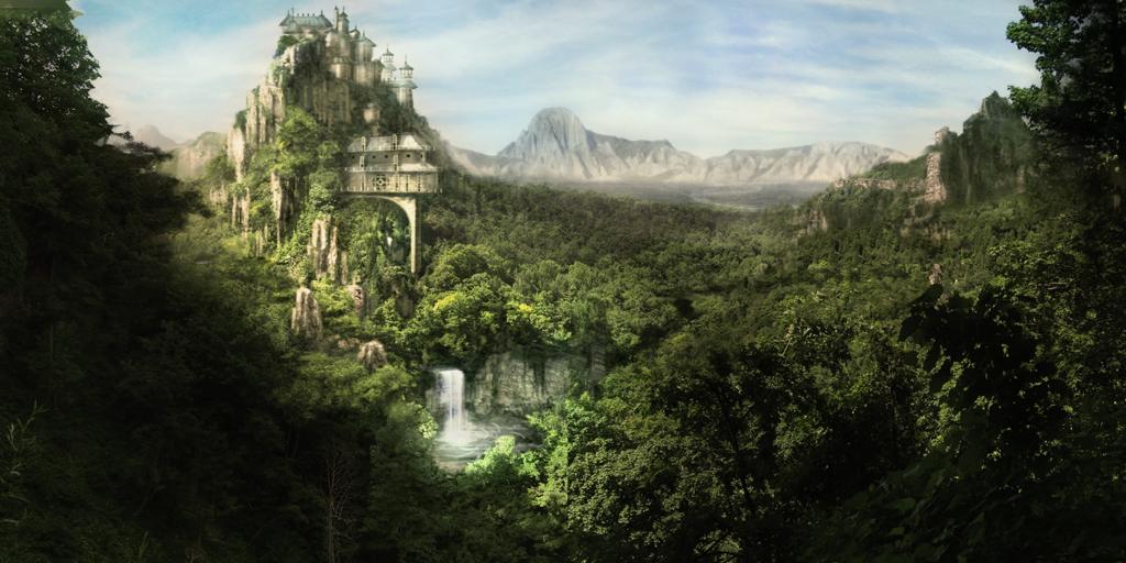 Region - Filo Forest