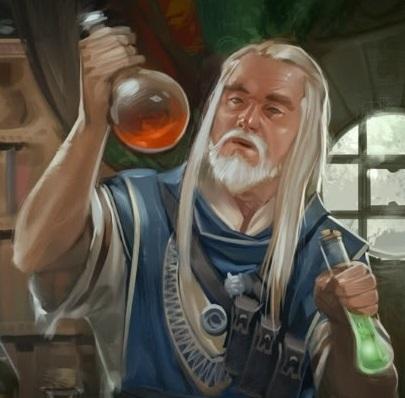 Alchemist Dolylf