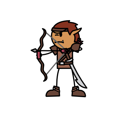 Monster- Hobgoblin Archer (03)