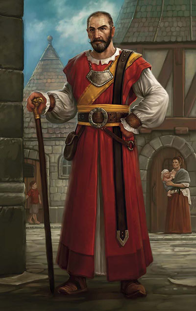 Sir Halumoor Ironspell