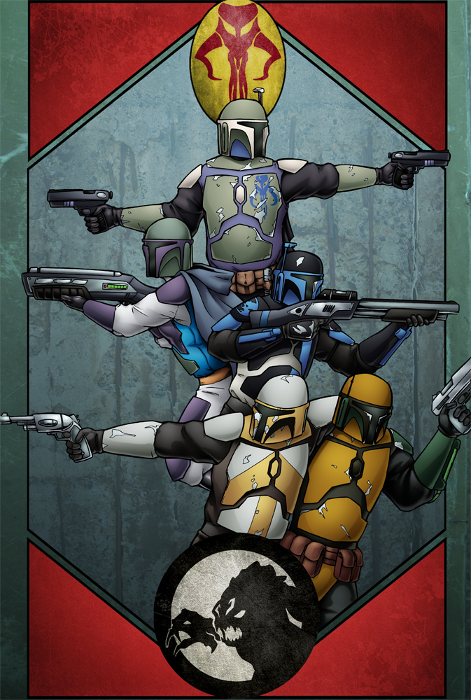 Mandalorian: Clan Rancor