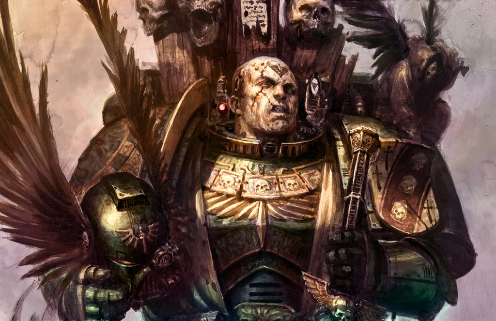Lord Kommander Gargafrion