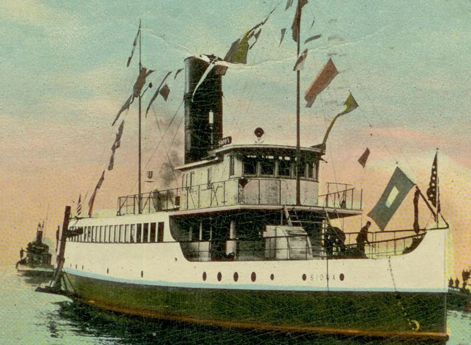 Khaldurrin, steamship