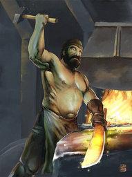 """Brian """"The Swordmaster"""""""