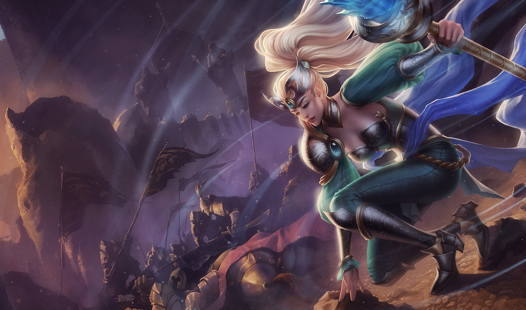 Janna - The Storm Maiden
