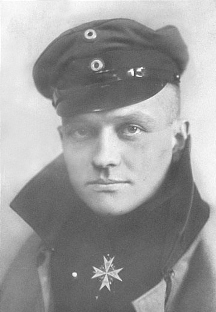 Manfred von Richthofen (The Red Baron)