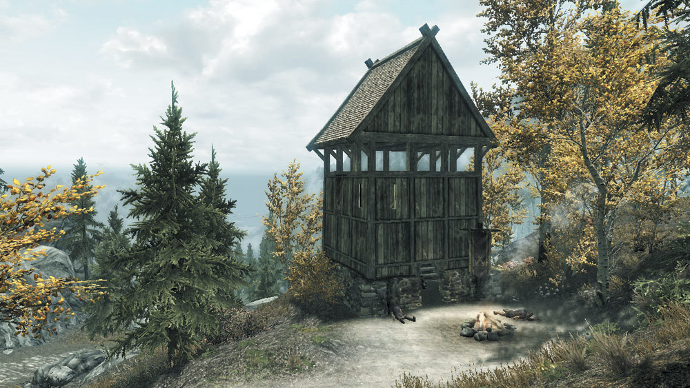 Snowreach Watchtower
