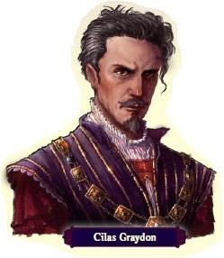 Cilas Graydon, Margrave of Sturnidae